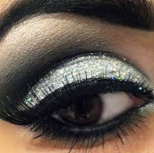 25 eye catching sparkly makeup ideas