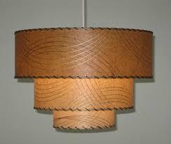 pendant lamp in retro mod style