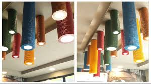 diy pipe lighting. PVC Pipe Lamp - DIY | Enjoy Crafting Diy Lighting M