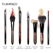 Фламинго роскошный бренд макияж кисти для макияжа Кисти ...
