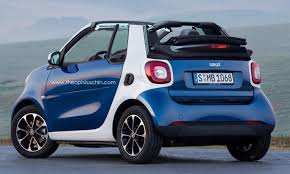 2015 smart fortwo - Information and photos - ZombieDrive
