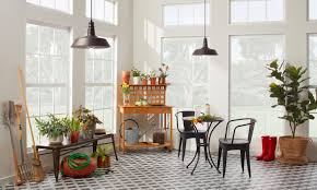 shop sunroom furniture specials. Sunroom Decorated As A Garden And Potting Room. Shop Furniture Specials