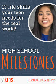 best ideas about high school spanish learning is your teen ready for life after high school high school milestones are here