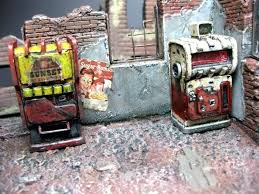 Nuka Cola Vending Machine For Sale Interesting Nukacola Machine Fallout Cola Sunset Terrain Vault Vending Machine