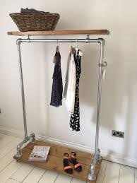 Short Coat Rack Stunning The Best 32 Vintage Clothes Rail Ideas On Pinterest Intended For