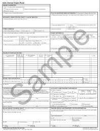 2006 ada claim form sample filled form of ada fill online printable fillable blank