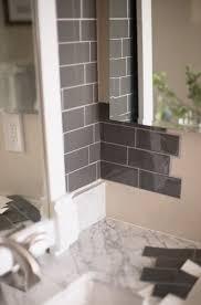 Backsplash for bathroom Quartz Peel And Stick Backsplash Tiles The Home Depot Blog Transform Your Bathroom With Peel And Stick Backsplash Tiles