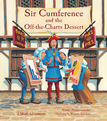 an image of sir ference which is a series of math books that take place