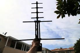 drastically improve your tv reception with a small patio antenna