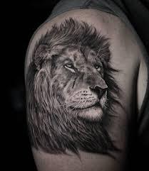 значение татуировки лев
