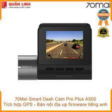 Mã ELMS4 giảm 7% đơn 500K] Camera hành trình 70mai A500 Dash Cam Pro Plus  tích hợp sẵn GPS - Bảo hành 12 tháng chính hãng 1,379,000đ