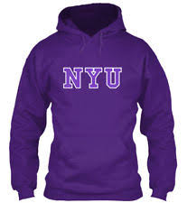 york university hoodie. new york university - nyu gildan hoodie sweatshirt