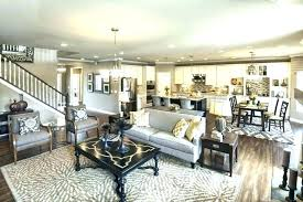 living room furniture layout ideas. Living Room Dining Furniture Arrangement Placement L Shaped Layout Open Ideas