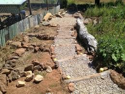 Weicht man zu weit von diesem ideal ab, wird die treppe schwergängig, man beginnt zu stolpern. Gartentreppe Selber Bauen 40 Super Beispiele Archzine Net