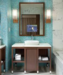 full size of bathroom bathroom mirror tv screen lighted mirrors diy frame moldinglighted stanford effortlesshroom