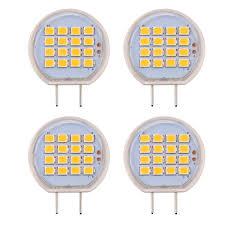 G8 Light Fixtures 4 Pack 2 5w Led G8 Under Cabinet Light Bulb Warm White