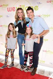 Jerry O'Connell and Family at WeVillage ...
