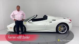 2019 Ferrari 488 Spider Algar Ferrari Of Philadelphia Youtube