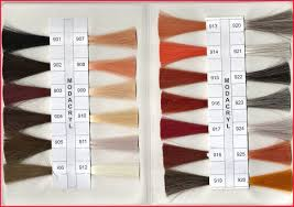 Rusk Hair Color Chart 196116 Rusk Deepshine Color Chart