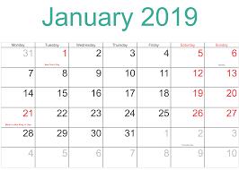print a calendar 2019 print calendar january 2019 task management template worksheet