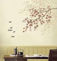 wall art stencils for painting