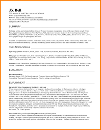 6 Screenwriter Resume Letter Setup