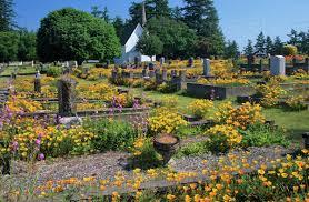 wa san juan island valley church and cemetery historic church established in 1882
