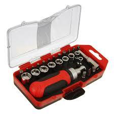 <b>Набор</b> инструментов <b>Tundra Basic</b>, 1720444, 26 предметов ...