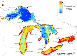 Mapping Effort Charts Restoration Tack For Great Lakes