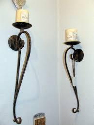 electric wall sconces modern lighting. Metal Wall Sconces For Candles 6 Modern Candle Sconce Country Electric Lighting E