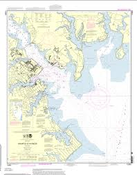 Upper Chesapeake Bay Chart Noaa Nautical Charts Now Available As Free Pdfs