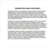 writing character analysis essay advantages of custom written writing character analysis essay