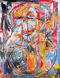 0 through 9 1961 painting jasper johns 0 through 9 1961 art print