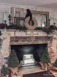 Decorations  French Country Fireplace Mantel Decor French Country French Country Fireplace