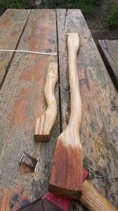carved axe handle. carving axe and hatchet handles carved handle