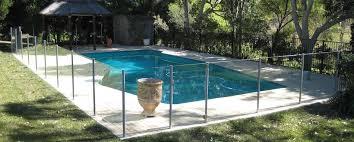 glass pool fencing western suburbs sydney