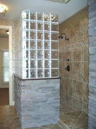 glass brick shower shower glass blocks for shower enclosure glass blocks for glass block shower kits canada