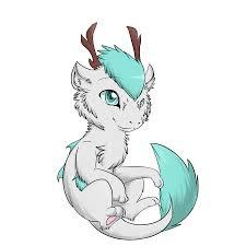 anime chibi dragon.  Chibi Chibi Dragon B  Img Need With Anime Dragon H