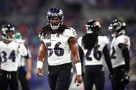 Baltimore Ravens Waive Outside Linebacker Tim Williams