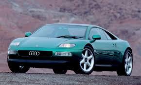 1991 Audi Quattro Spyder - Classic Concepts Cars