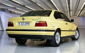 1995 Bmw 3 Series Coupe Electric Concept Wallpapers And Hd Images Car Pixel