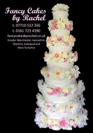 wedding cakes dewsbury