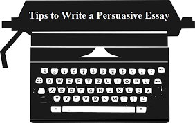 write a fascinating persuasive essay