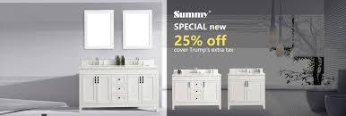 Foshan Summy Sanitary Ware Co Ltd Bathroom Cabinet Bathroom Vanity