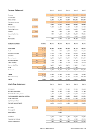 Projected Income Statement Template Projected Income Statement Template Excel Tvsputniktk 14