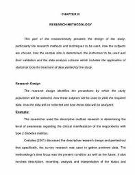 How to do a good research methodology. Research Methodology Writing Thesis Paper