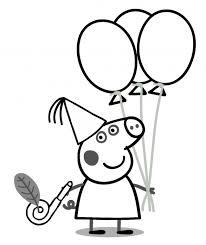 Peppa Pig A Carnevale Da Colorare Cose Per Crescere