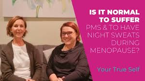 night sweats during menopause