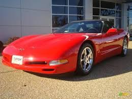 2004 Torch Red Chevrolet Corvette Convertible #41533890 | GTCarLot ...