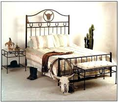 Exciting Western Metal Headboards Bedrooms Sets Ikea And More Coupon ...